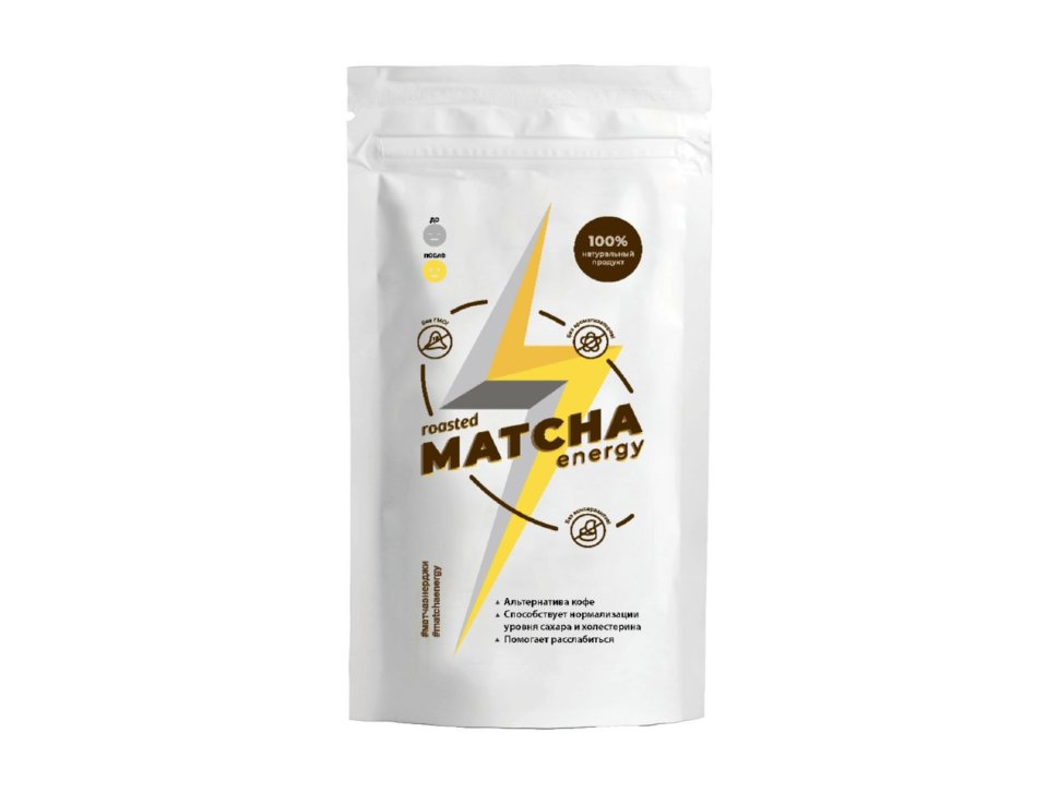 Matcha energy roasted